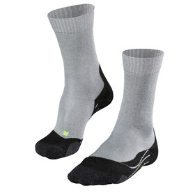 Falke TK2 Cool Trekking Socks Men light grey